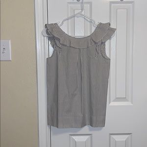 JCrew Women's Striped Blouse